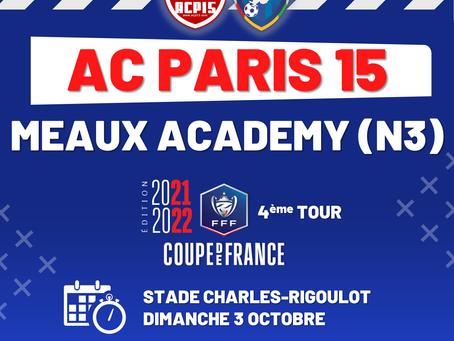 Coupe de France : tirage 4e tour