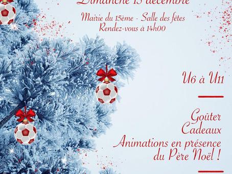 Le Noël des petits rouges is coming...