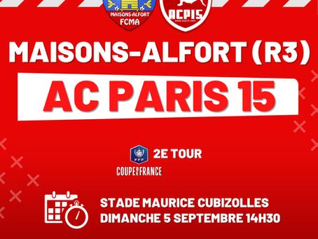 Coupe de France : tirage 2e tour