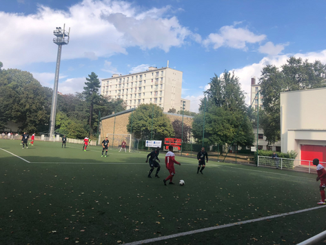 R2 : Match nul contre Issy (1-1)