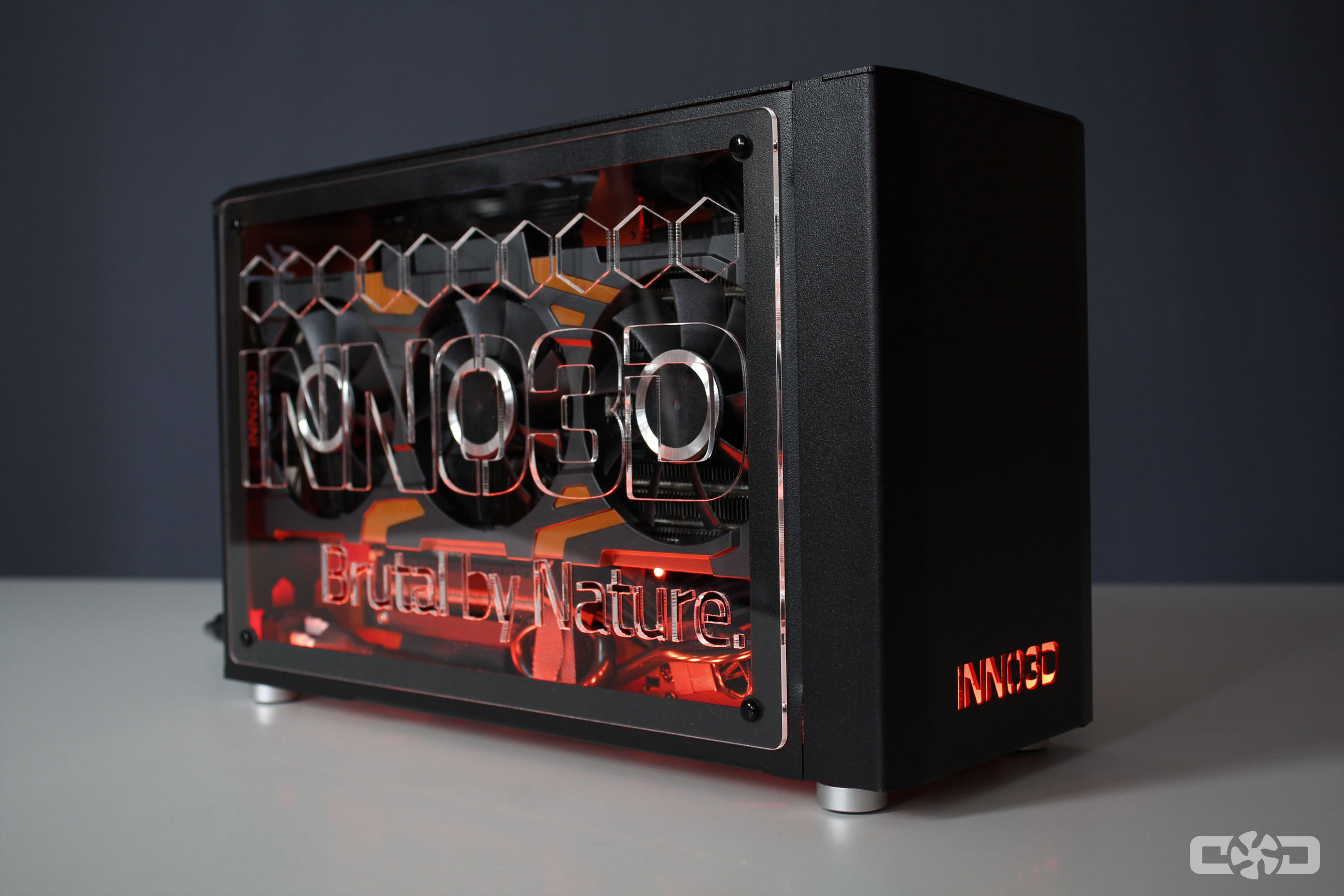 Специальный МОД для Inno3D