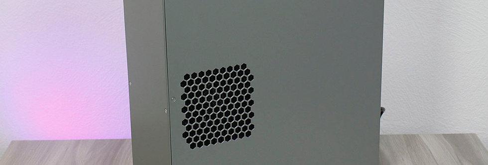 Игровой ПК на СЖО VS lm 16L i7 8700k + RTX2080super