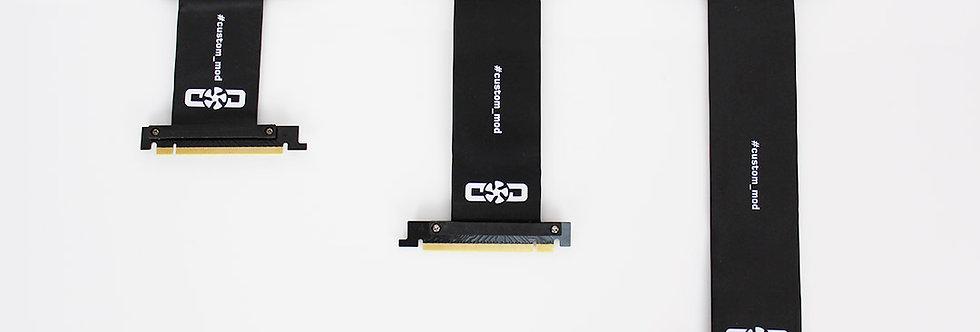 PCIe riser Li-Heat