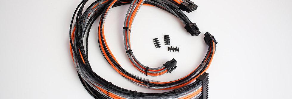 Cable MOD R1 оrange-black