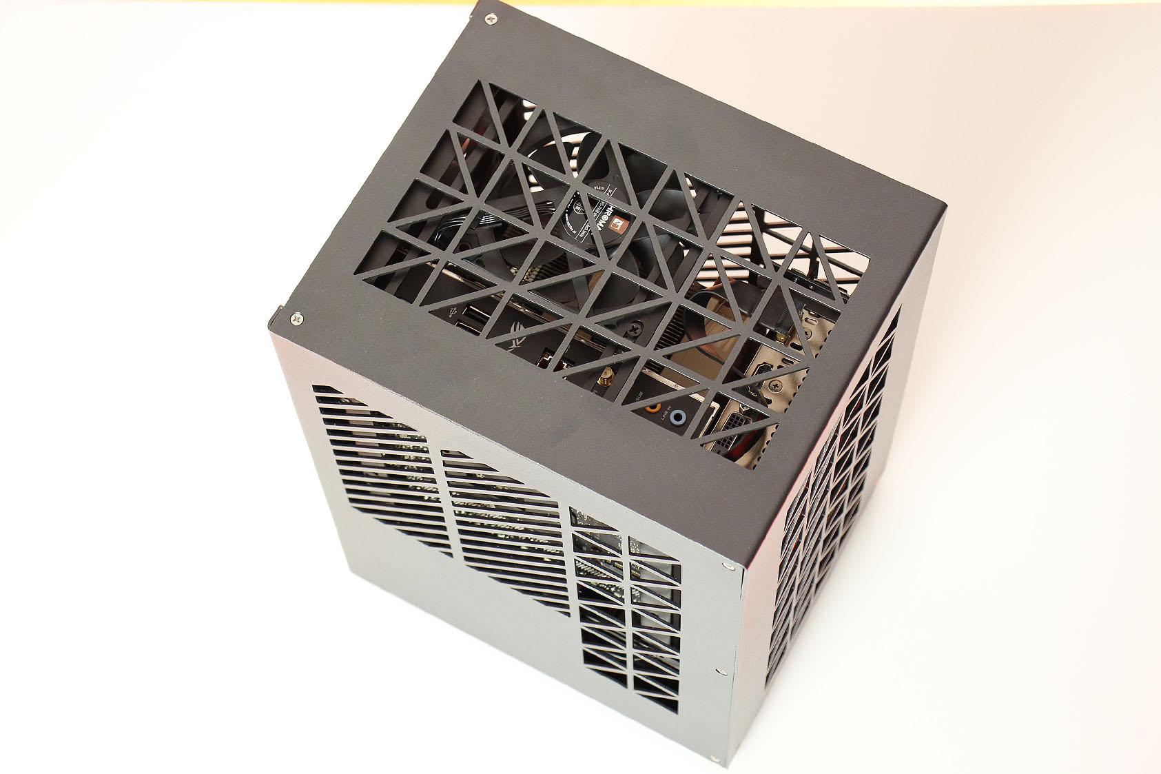 R-Cube 12.7L