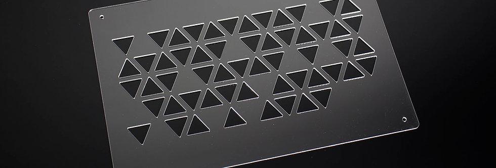Plexi окно для корпуса SX1 / SX2