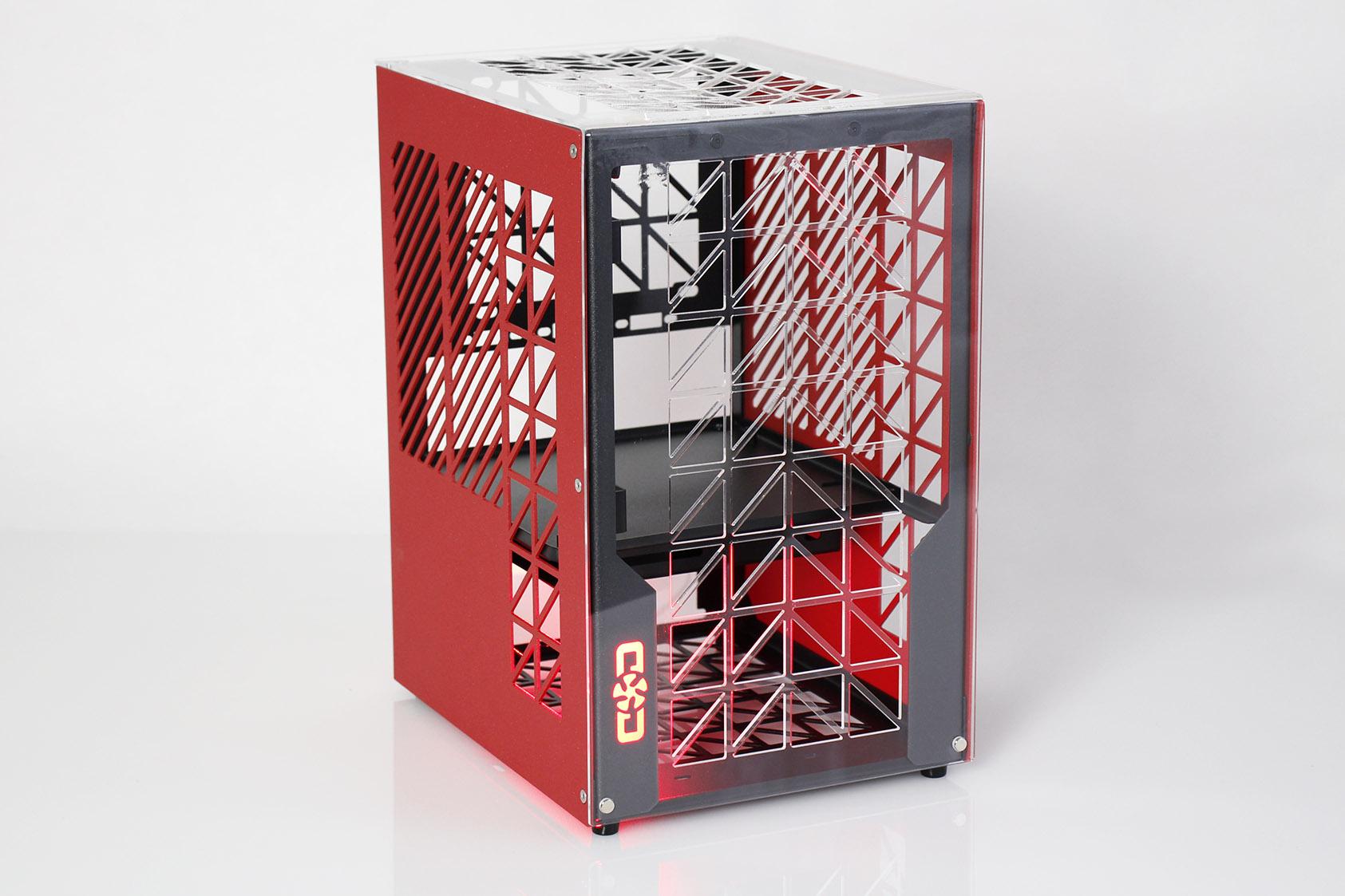R-Cube 12.7L prototype
