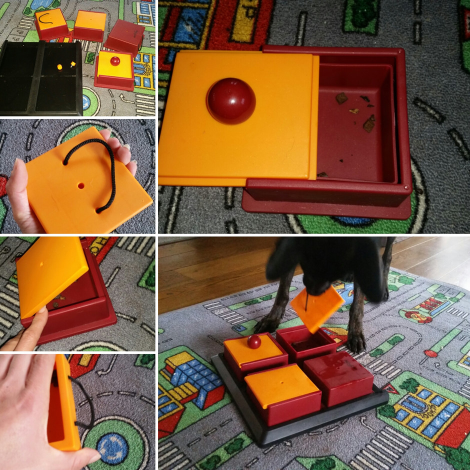 Trixie Poker Box