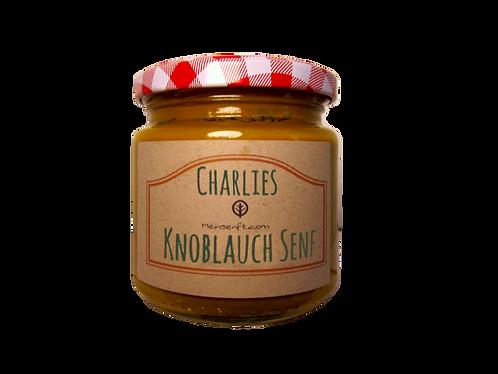 Knoblauch Senf