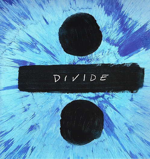Ed Sheeran -  Divide LP