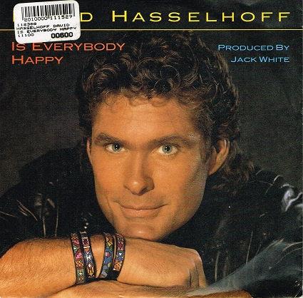 David Hasselhoff - is everybody happy Single