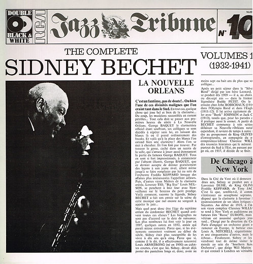 Sidney Bechet 1932-1941