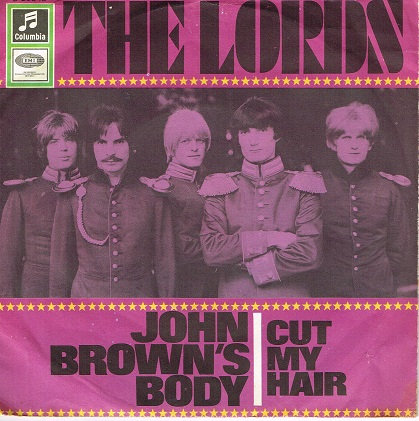 The Lords - Cut my Hair  Single