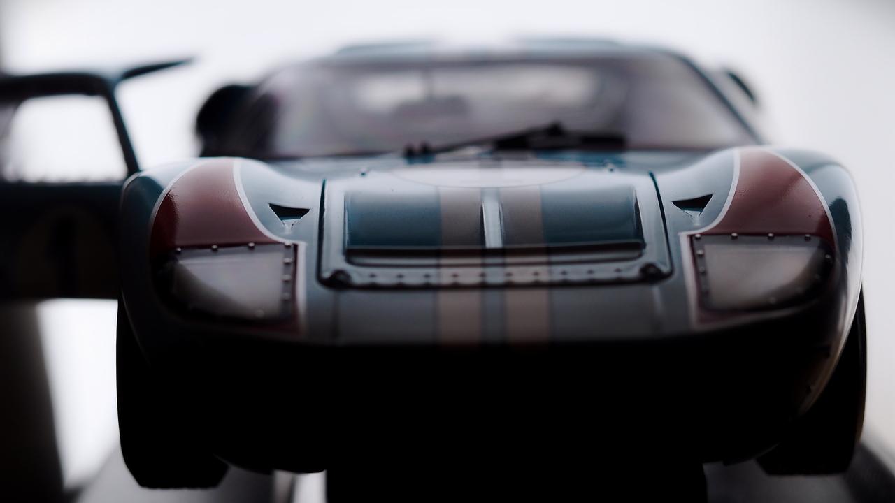 The gloss of Model Car