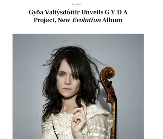 LISTEN: GYDA's brand new single Í Annarri Vídd, streaming exclusively on self-titled magazine