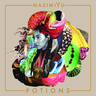 Nasimiyu announces debut album P O T I O N S with lead single Watercolour