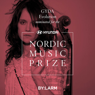 Gyda Nordic Music Prize nomination, mini tour & live videos