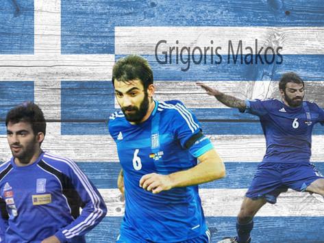 Γρηγόρης Μάκος: «Η Εθνική Ελλάδος θέλει στήριξη και υπομονή»