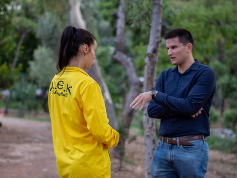 Ματίνα Πανοπούλου: «Θα πρωταγωνιστεί η ΑΕΚ, με την άνοδο στην Α1»