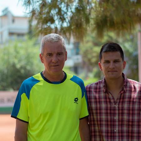 Γιώργος Καλοβελώνης: «Το τένις μπαίνει στην καρδιά του Έλληνα»