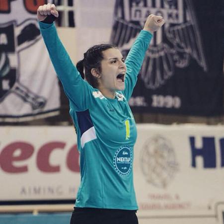 Μάγδα Κεπεσίδου...Νόιερ του handball