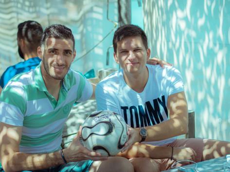 """Αντώνης Πετρόπουλος: Ο Πετρο-goal """"σκοράρει"""" με συνέντευξη εφ'όλης της ύλης!"""