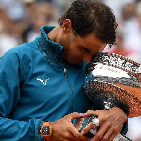 Δεν υπάρχει αντίπαλος στο χώμα για τον Nadal