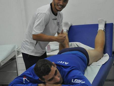 Αλέξανδρος Βασιλείου: «Οι διοικήσεις πρέπει να στηρίζουν τους τραυματίες»