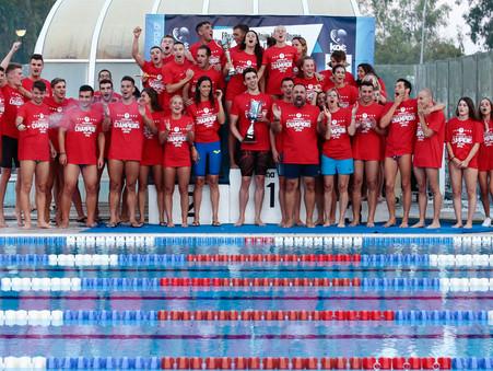 Ιστορικό ρεκόρ για τον Ολυμπιακό στην κολύμβηση