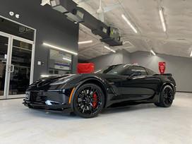 Corvette Z06 Tint