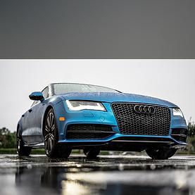Audi A7 Wrap