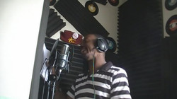 PHILLY B AT EMBASSY RECORDINGS GOING IN