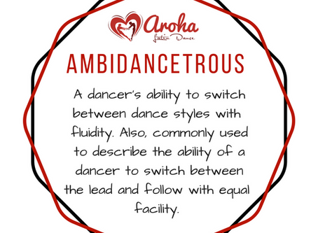 AmbiDancetrous: Dancing Beyond The Box