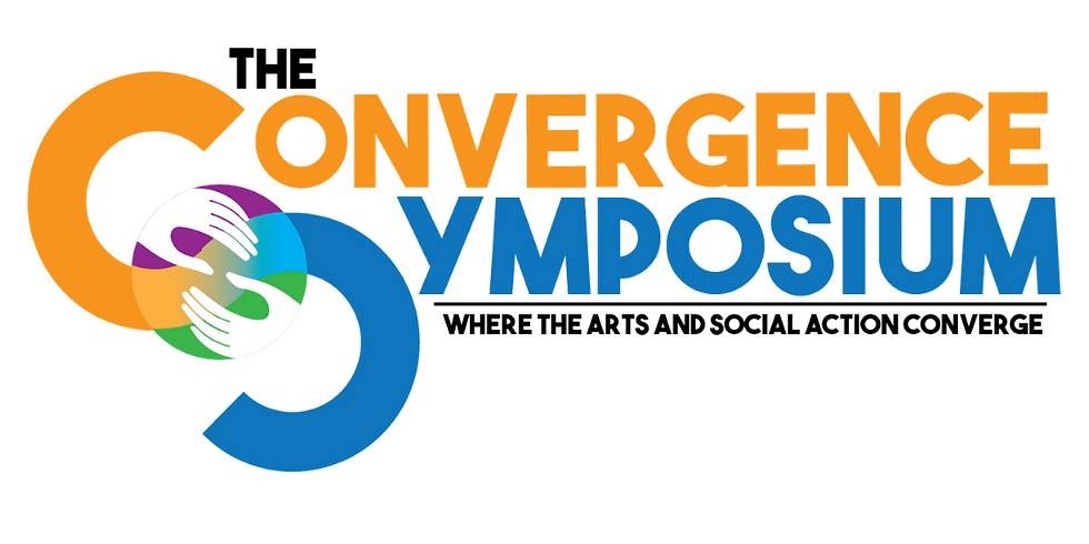 The Convergence Symposium: Where The Arts Meets Social Action