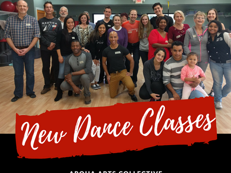Beginner Salsa Class Added