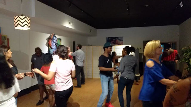 The Beauty of Salsa Dancing In a Small Town