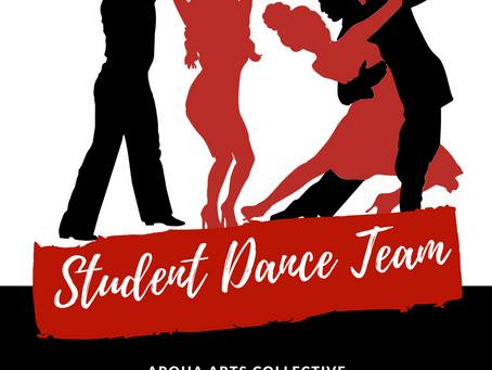 Aroha Student Dance Team