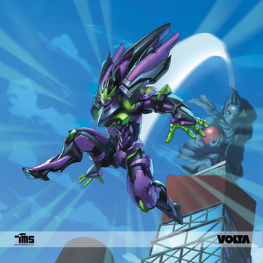 Bakugan - Unrivaled Jump Darkus