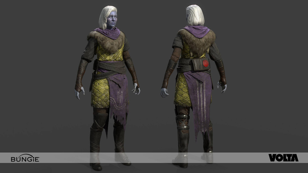 Destiny 2 - Character