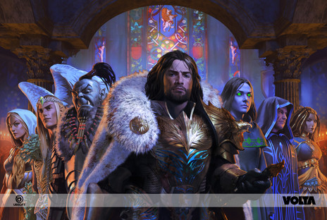 Heroes of Might and Magic - Art