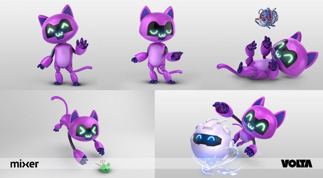 Mixer - CatBot