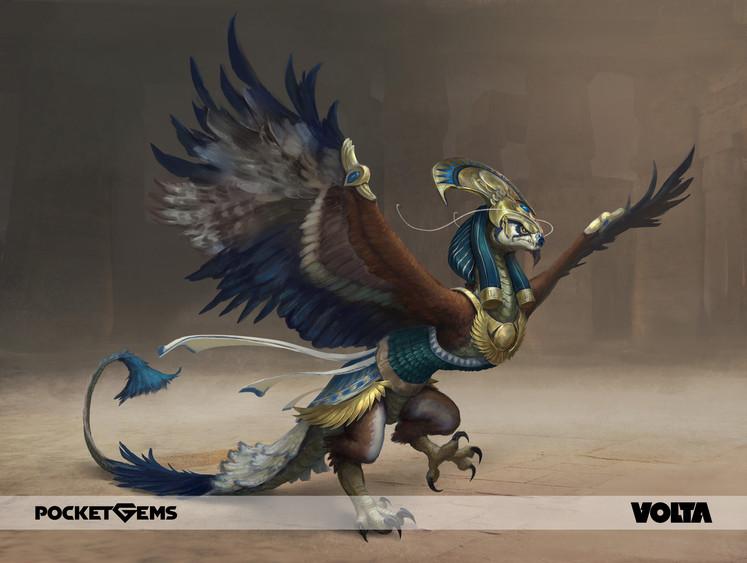 War Dragons - Horus - Class B
