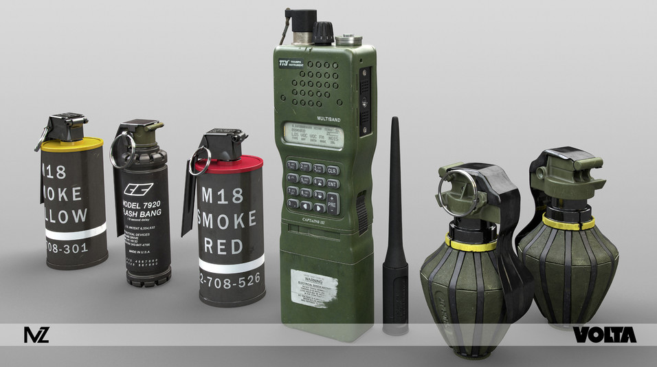 Mobile Strike - Props