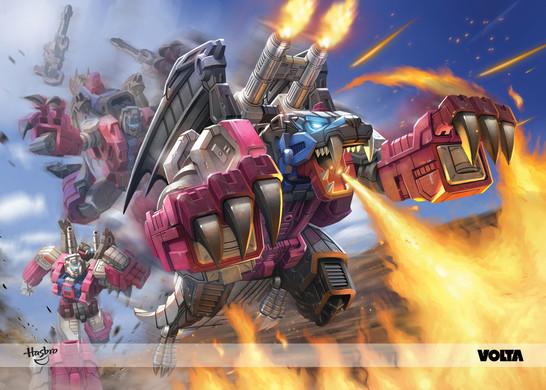 Transformers - Grotusque