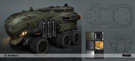 Mass Effect Andromeda - Kett Land Vehicle