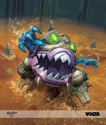 Transformers - Gnaw