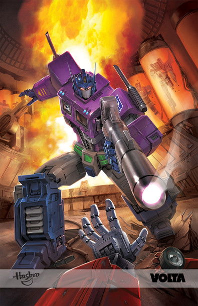 Transformers - Shattered Glass