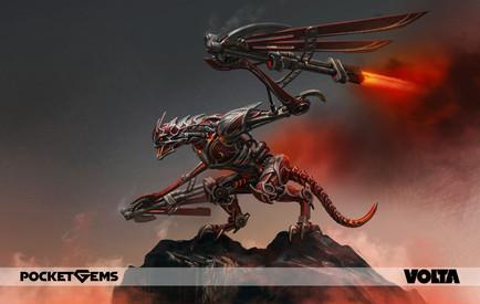 War Dragons - Furnace Hunter
