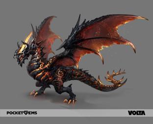 War Dragons - Viking Dragon Fire Giant