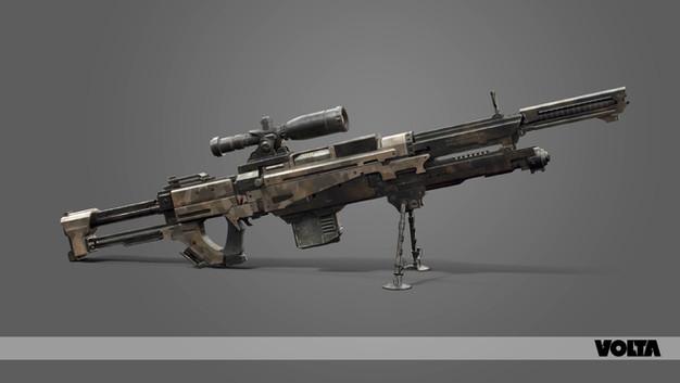 VOLTA - Sniper Rifle